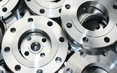 Stainless Steel 446 Pipe Flanges